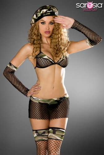 Army Set by Saresia roleplay