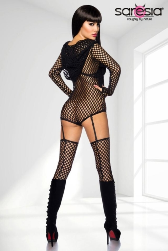 Net Outfit by Saresia
