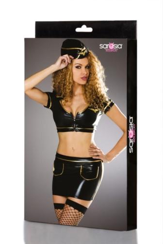 Stewardess Costume by Saresia roleplay