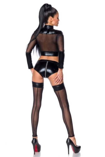 Transparent Gogo Set