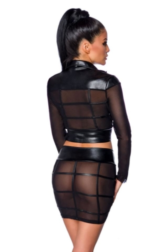 Gogo Set with Skirt
