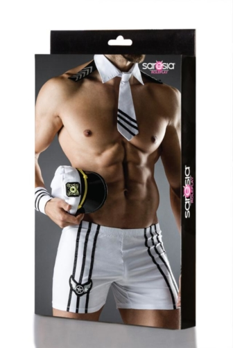 Captain Costume by Saresia MAN roleplay