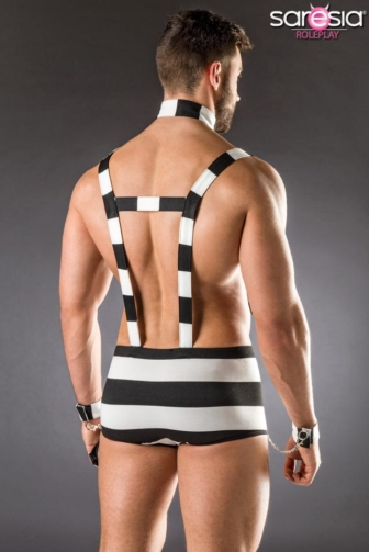 Prisoner Costume by Saresia MEN roleplay