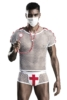 Hot Doctor Costume by Saresia MEN roleplay