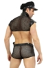 Police officer costume by Saresia MEN roleplay